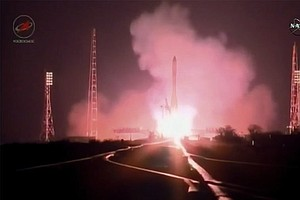 Russian Supply Rocket Breaks Apart En Route To Space Station
