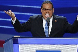 Keith Ellison's Bid To Lead The DNC Faces Increasing Resistance