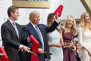Trump's Businesses And Potential Conflicts: Sorting It Out