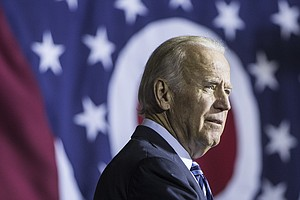 Biden Hints He's Leaving The Door Open To A 2020 Run