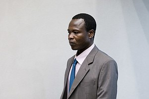 Former Child Soldier Denies War Crimes In Trial At Intern...