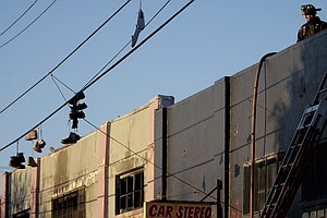 Deadly Fire In Oakland May Spur Crackdown On Off-The-Grid...