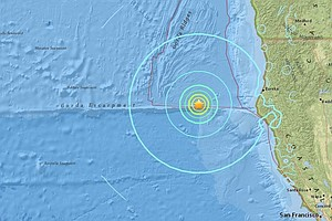 Magnitude 6.5 Earthquake Shakes California
