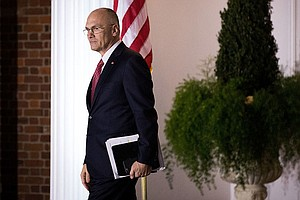 Trump Picks Fast-Food Executive Andrew Puzder As Labor Secretary
