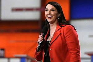 Trump Puts Ronna Romney McDaniel In Line To Be Next RNC C...