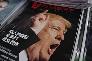 China Expresses 'Serious Concern' Over Trump's Comments On Taiwan