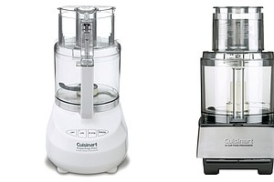 Cuisinart Recalls Millions Of Food Processor Blades After 30 Reports Of Lacer...