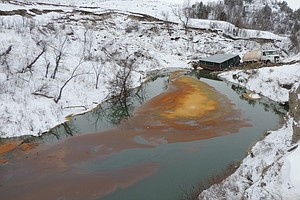 Pipeline Spill Adds To Concerns About Dakota Access Pipeline