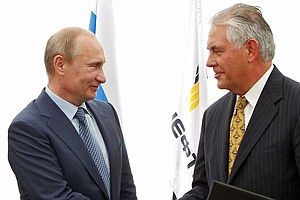 How Will Rex Tillerson Explain Exxon Mobil's 'Foreign Pol...