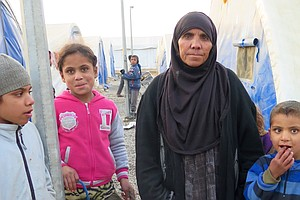 For Iraqi Families With ISIS Links, Agonizing Choices — And Consequences