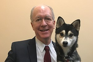 Despite Partisan Rancor, Democrats And Republicans Can Agree On Dogs