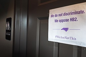 North Carolina's Legislature Poised To Repeal 'Bathroom B...