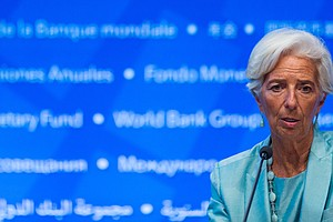 Board Decides To Keep Lagarde As IMF Chief After Conviction