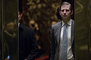 Facing Criticism, Eric Trump Will Stop Actively Fundraising For His Foundation