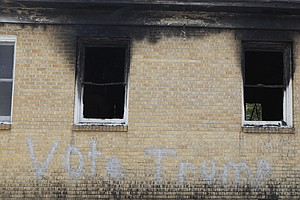 Parishioner Arrested For November Arson Of Black Church I...