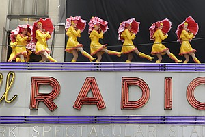 The Rockettes To Perform At Donald Trump's Inauguration, Whether They Like It...