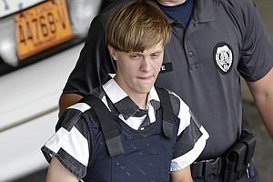 Charleston Shooter Won't Call Witnesses, Offer Evidence During Penalty Phase