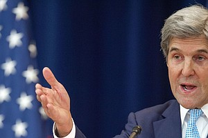 John Kerry Defends Two-State Solution, Rebukes Israel Settlements
