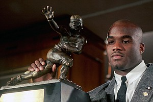 Former Football Star Rashaan Salaam's Death Ruled A Suicide