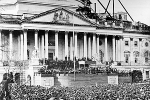 Trump And Company Prepare Inaugural Address In The Shadow Of Tradition