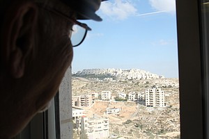 Palestinians Eye Israeli Settlements With Unease, Hoping For Foreign Support