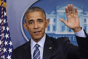 Obama To Make His Presidential Farewell Address In Chicago