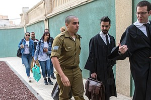 Israeli Soldier Convicted Of Manslaughter For Killing Wou...