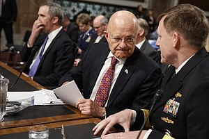 Intelligence Chiefs 'Stand More Resolutely' Behind Finding Of Russia Election...