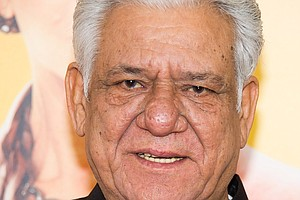 Renowned Indian Actor Om Puri Dies At 66