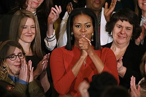 Michelle Obama's Emotional Farewell: 'The Power Of Hope' Has 'Allowed Us To R...