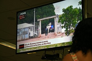 Dozens Of Inmates Killed In Another Brazilian Prison Riot