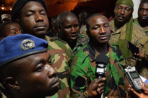 Ivory Coast Strikes Deal To End Mutiny, But Turmoil Repor...