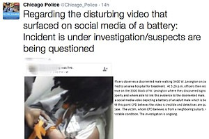 A Discomfiting Question: Was The Chicago Torture Case Rac...
