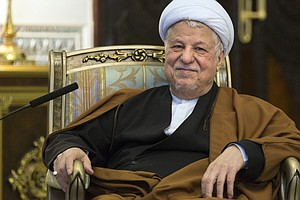 Former Iranian President Rafsanjani, A Leading Voice For Reform, Dies At 82