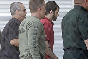 Fla. Airport Shooting Suspect Appears In Court, Is Assigned A Public Defender