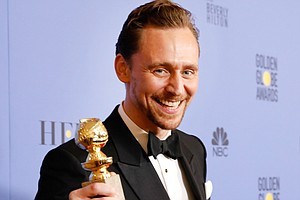 Tom Hiddleston At Golden Globes: Maybe Not The Best Chari...