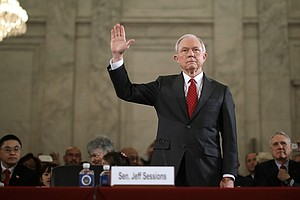 Watch Live: Jeff Sessions' Attorney General Confirmation Hearing