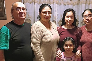 Trump's Promises Of Deportations Create Uncertainty For N.J. Family