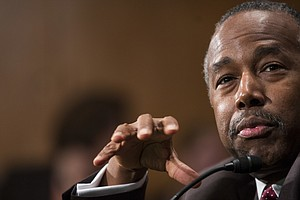 Carson, Trump's Pick For Housing Agency, Won't Rule Out G...