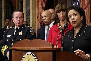 Baltimore, DOJ Reach Agreement On Consent Decree For Balt...