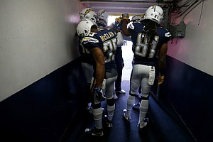 The Chargers Say Goodbye To San Diego, Bolt To LA