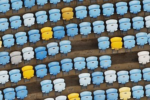 Maracanã, Jewel Of Rio's Olympics, Now Languishes In Disr...