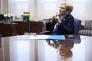 Gallaudet President Navigates From World Of Hearing To So...