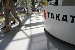 Takata To Pay $1 Billion Over Air Bag Fraud; 3 Executives...