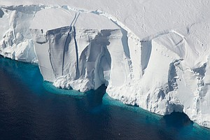 An Ice Shelf Is Cracking In Antarctica, But Not For The Reason You Think