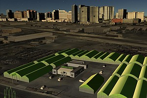 Farm Of The Future: What Grows In Las Vegas Stays In Las ...