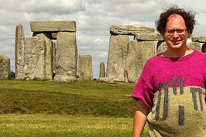 Sweater Selfies: Man Knits His Way Around The World