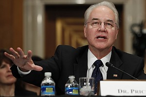Tom Price, HHS Nominee, Faces Tough Questions On Stock Deals And Obamacare