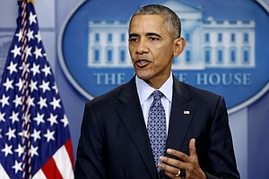 At Final White House Press Conference, Obama Offers Both ...