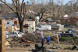 Ga. Gov. Declares State Of Emergency; Southeast Hit With ...